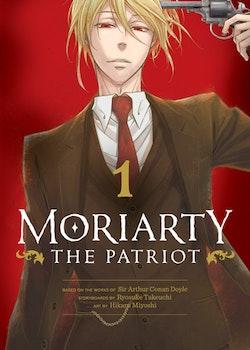Moriarty the Patriot vol. 1 (Viz Media)