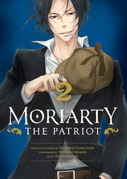 Moriarty the Patriot vol. 2 (Viz Media)