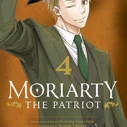 Moriarty the Patriot vol. 4 (Viz Media)