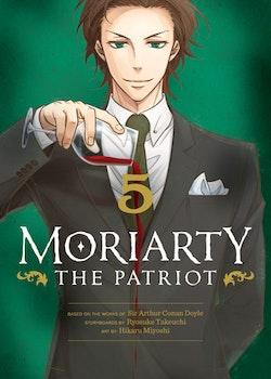Moriarty the Patriot vol. 5 (Viz Media)