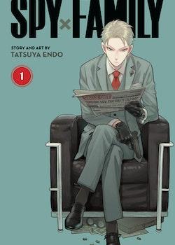 Spy x Family vol. 1 (Viz Media)
