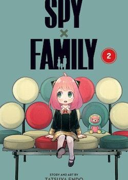 Spy x Family vol. 2 (Viz Media)