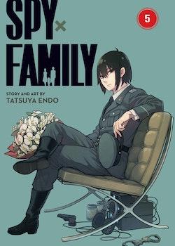 Spy x Family vol. 5 (Viz Media)