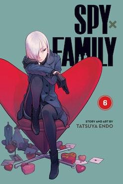 Spy x Family vol. 6 (Viz Media)