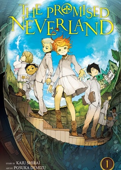 The Promised Neverland vol. 1 (Viz Media)