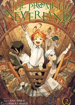 The Promised Neverland vol. 2 (Viz Media)