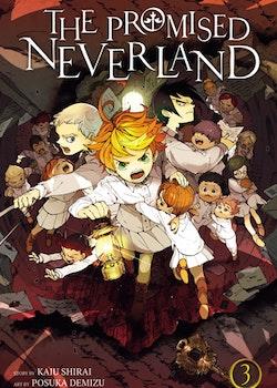 The Promised Neverland vol. 3 (Viz Media)