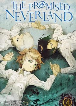 The Promised Neverland vol. 4 (Viz Media)