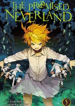 The Promised Neverland vol. 5 (Viz Media)