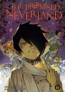 The Promised Neverland vol. 6 (Viz Media)