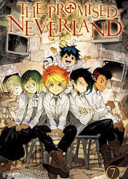 The Promised Neverland vol. 7 (Viz Media)
