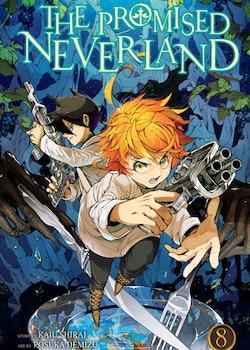 The Promised Neverland vol. 8 (Viz Media)