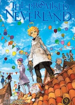 The Promised Neverland vol. 9 (Viz Media)