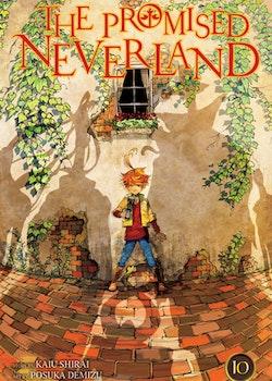 The Promised Neverland vol. 10 (Viz Media)