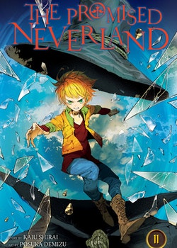 The Promised Neverland vol. 11 (Viz Media)
