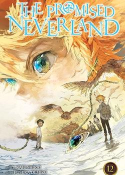 The Promised Neverland vol. 12 (Viz Media)