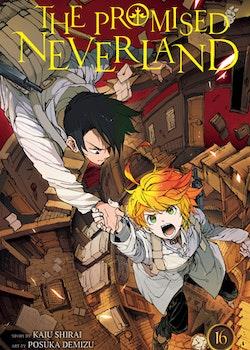 The Promised Neverland vol. 16 (Viz Media)