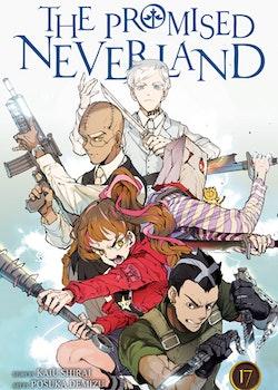The Promised Neverland vol. 17 (Viz Media)
