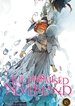 The Promised Neverland vol. 18 (Viz Media)