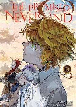 The Promised Neverland vol. 19 (Viz Media)