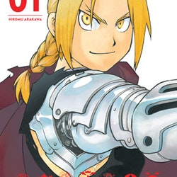 Fullmetal Alchemist: Fullmetal Edition vol. 1 (Viz Media)