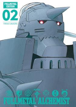 Fullmetal Alchemist: Fullmetal Edition vol. 2 (Viz Media)