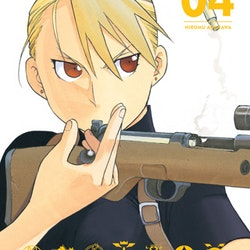 Fullmetal Alchemist: Fullmetal Edition vol. 4 (Viz Media)