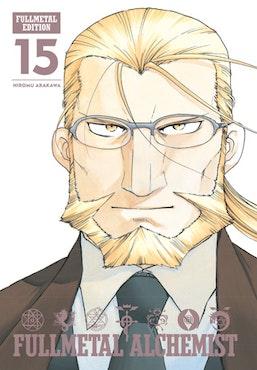 Fullmetal Alchemist: Fullmetal Edition vol. 15 (Viz Media)