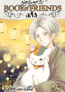Natsume's Book of Friends vol. 23 (Viz Media)