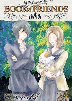 Natsume's Book of Friends vol. 24 (Viz Media)