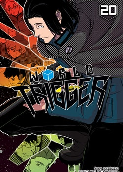World Trigger vol. 20 (Viz Media)