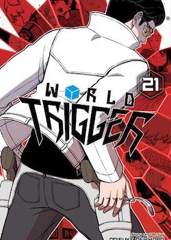 World Trigger vol. 21 (Viz Media)