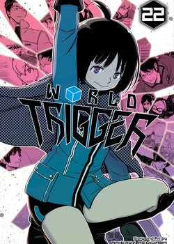 World Trigger vol. 22 (Viz Media)