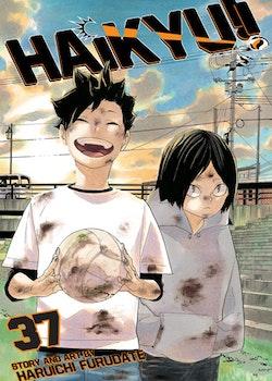 Haikyu!! vol. 37 (Viz Media)