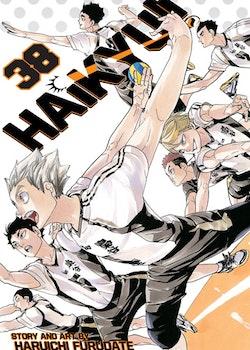 Haikyu!! vol. 38 (Viz Media)