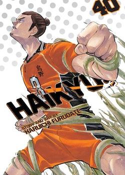 Haikyu!! vol. 40 (Viz Media)