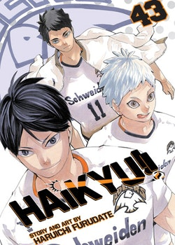 Haikyu!! vol. 43 (Viz Media)