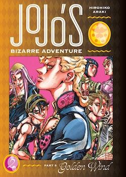 JoJo's Bizarre Adventure: Part 5 Golden Wind vol. 2 (Viz Media)