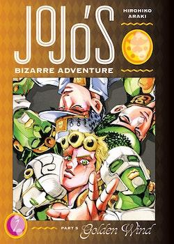 JoJo's Bizarre Adventure: Part 5 Golden Wind vol. 1 (Viz Media)