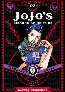 JoJo's Bizarre Adventure: Part 2 Battle Tendency vol. 2 (Viz Media)