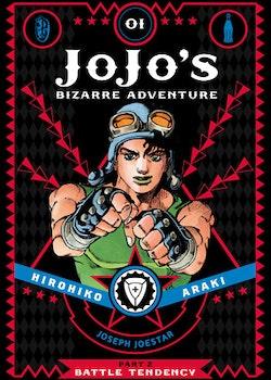 JoJo's Bizarre Adventure: Part 2 Battle Tendency vol. 1 (Viz Media)