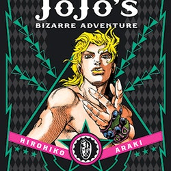 JoJo's Bizarre Adventure: Part 1 Phantom Blood vol. 3 (Viz Media)