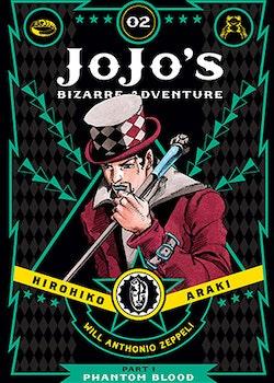 JoJo's Bizarre Adventure: Part 1 Phantom Blood vol. 2 (Viz Media)