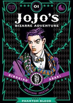 JoJo's Bizarre Adventure: Part 1 Phantom Blood vol. 1 (Viz Media)