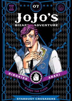 JoJo's Bizarre Adventure: Part 3 Stardust Crusaders vol. 7 (Viz Media)