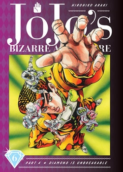 JoJo's Bizarre Adventure: Part 4 Diamond Is Unbreakable vol. 6 (Viz Media)