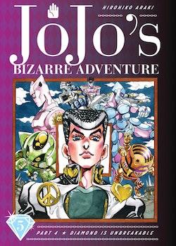 JoJo's Bizarre Adventure: Part 4 Diamond Is Unbreakable vol. 5 (Viz Media)