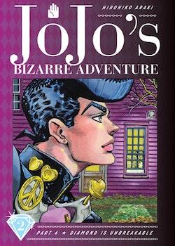 JoJo's Bizarre Adventure: Part 4 Diamond Is Unbreakable vol. 2 (Viz Media)