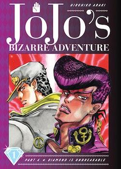 JoJo's Bizarre Adventure: Part 4 Diamond Is Unbreakable vol. 1 (Viz Media)