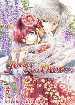Yona of the Dawn vol. 5 (Viz Media)